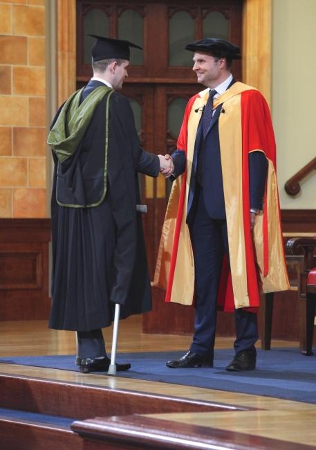 Masters Graduation